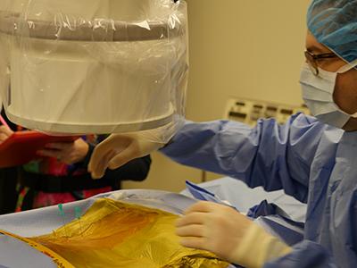 Preparing for Kyphoplasty