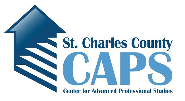 St. Charles County Caps Logo