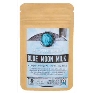 Blue Moon Milk