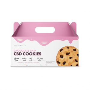Chocolate Chip CBD Cookies