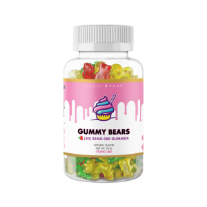 Gummies 750mg Sugar & Kush