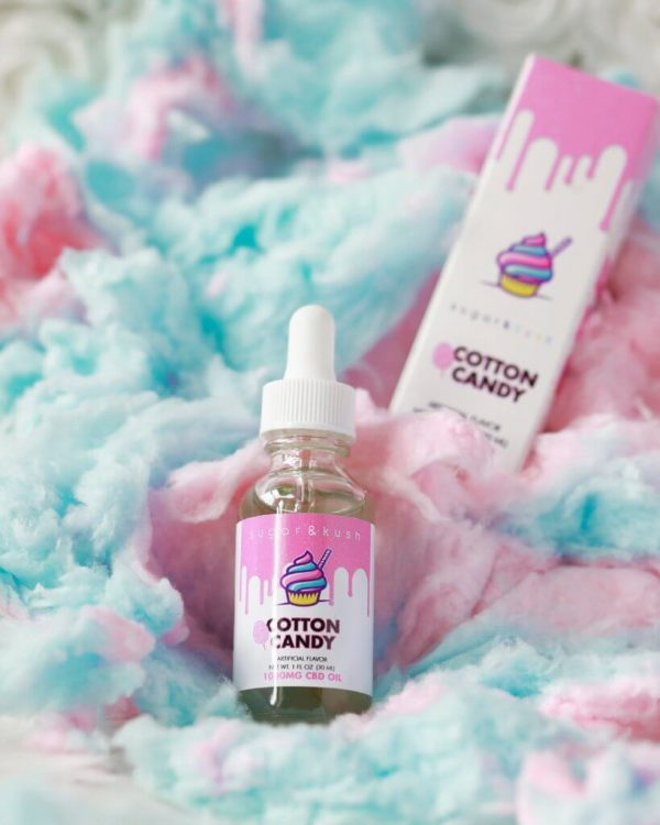 Sugar & Kush Cotton Candy Dropper