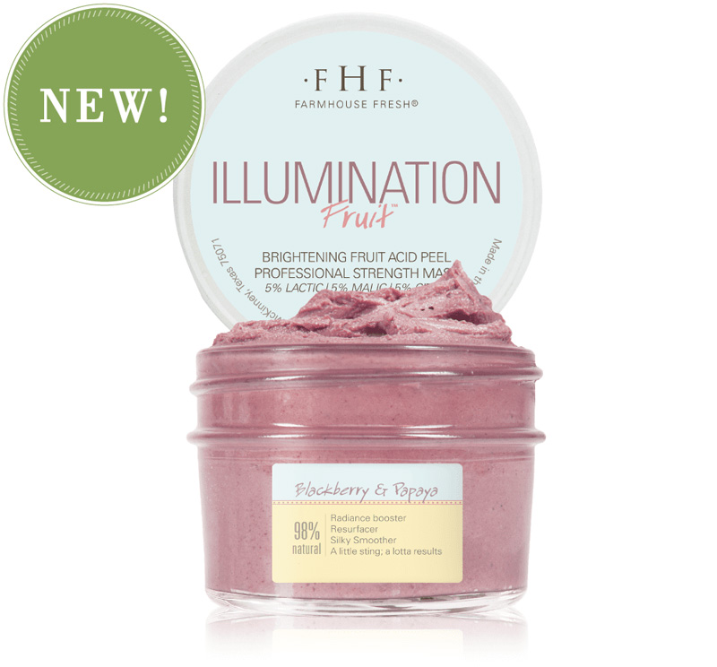 Illumination Fruit - Professional Strength Brightening Fruit Acid Peel Mask